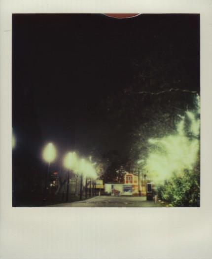 Nightshot - Alley